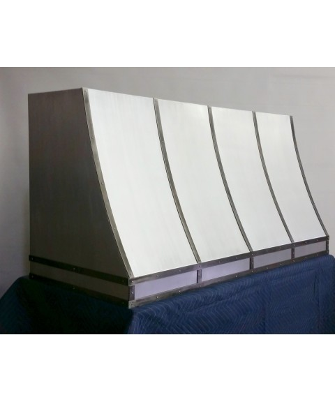 French Country Metal Range Hood
