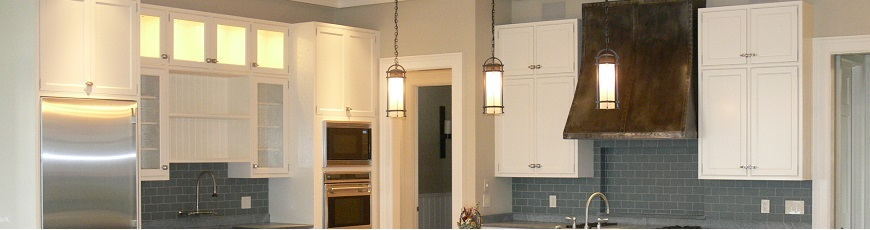 Gray Metal Range Hoods
