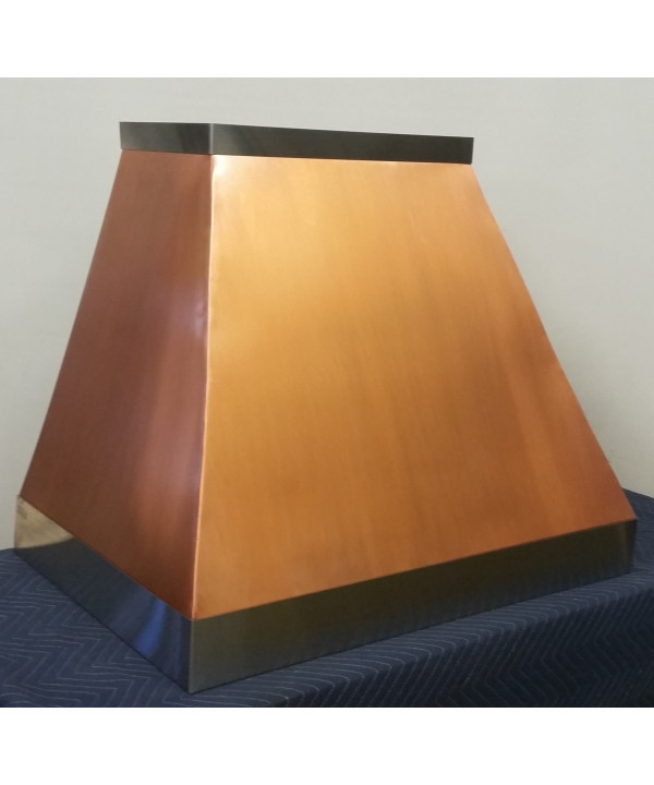 Contempo Copper Range Hood