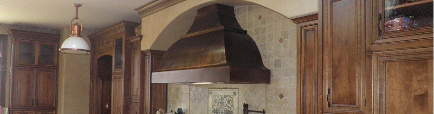 Handcrafted Copper Range Hoods