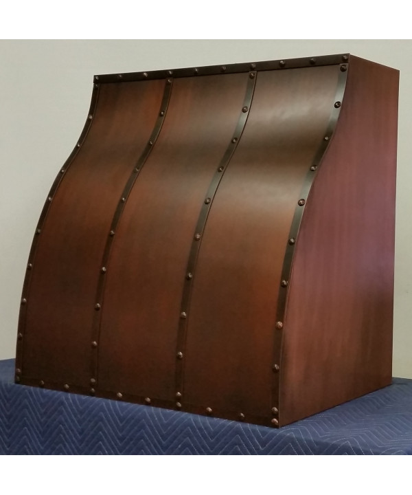 New Castle Copper Range Hood