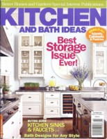 Better Home & Gardens, Kitchen & Bath Ideas