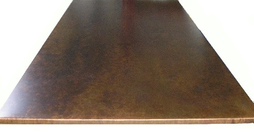 Copper Counters Countertops Amp Table Tops By The Metal Peddler