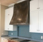 Custom Designed Kitchen Range Hood